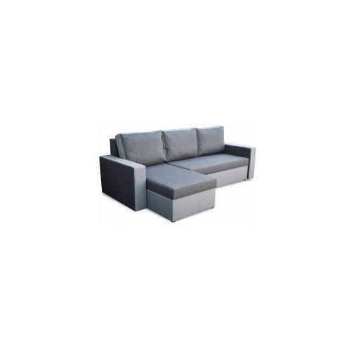 Narożnik z funkcją spania sofa rogówka bird home marki Bird meble