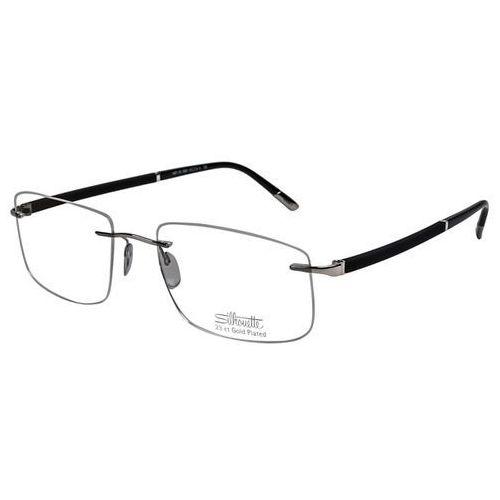 Okulary korekcyjne hinge c-2 5421 6053 marki Silhouette