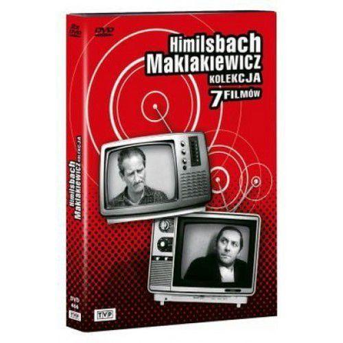 Himilsbach / maklakiewicz. kolekcja (płyta dvd) marki Telewizja polska