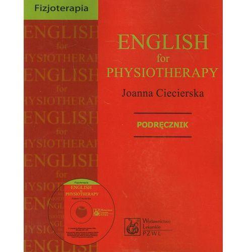 English for physioterapy. Podręcznik. Angielski dla fizjoterapeutów, oprawa miękka
