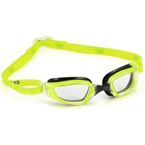 okulary xceed clear yellow-black marki Mp michael phelps