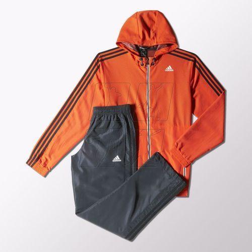 Dres treningowy adidas Tracksuit Train Woven M S22106 - produkt z kategorii- dresy męskie komplety