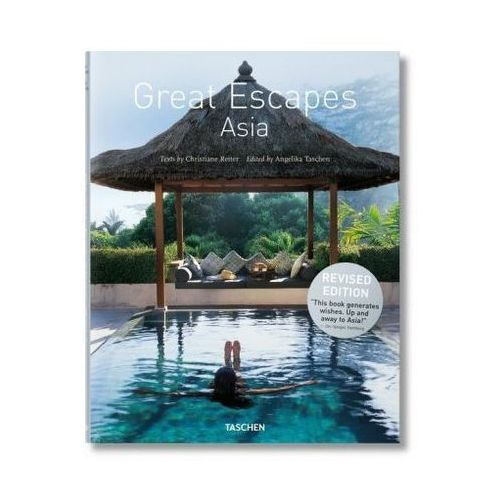 Great Escapes Asia (9783836555654)