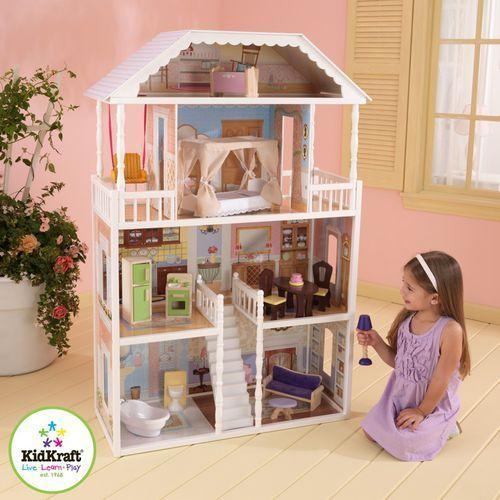 Domek dla lalek Savannah  Wonder Toy, Kidkraft z wonder-toy.com