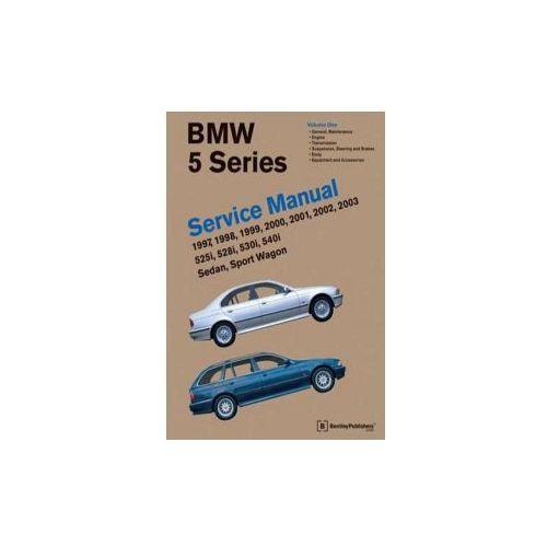 BMW 5 Series Service Manual 1997-2003 (E39) (9780837616728)
