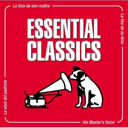 Warner music Nipper series: essential classics - różni wykonawcy (płyta cd) (0825646490134)