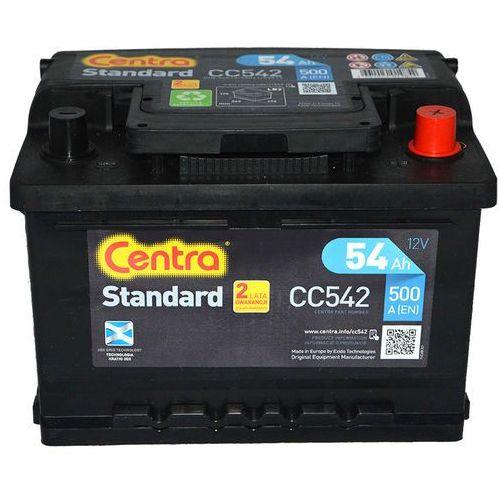 Centra Standard 54Ah 500A CC542