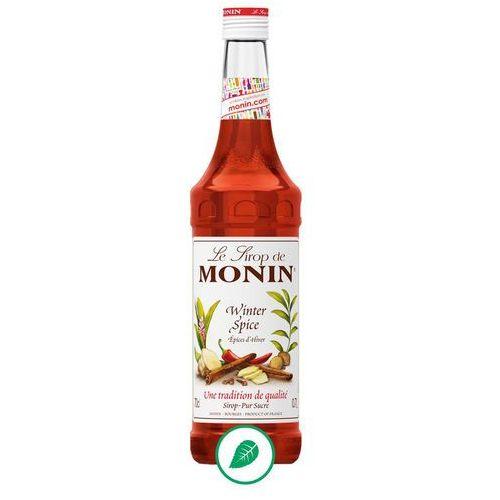 Syrop winter spice 0,7 l - syrop rozgrzewający marki Monin