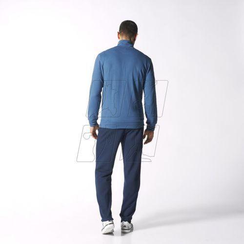 Dres adidas Tracksuit Cotton Jogger M S21580 - produkt z kategorii- dresy męskie komplety