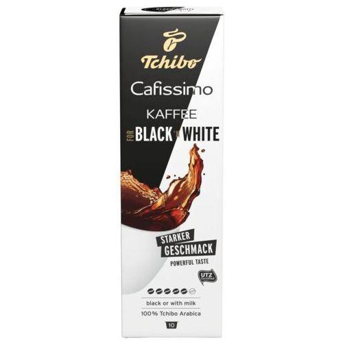 Tchibo kapsułki z kawą cafissimo black & white 8x10 kapsułek