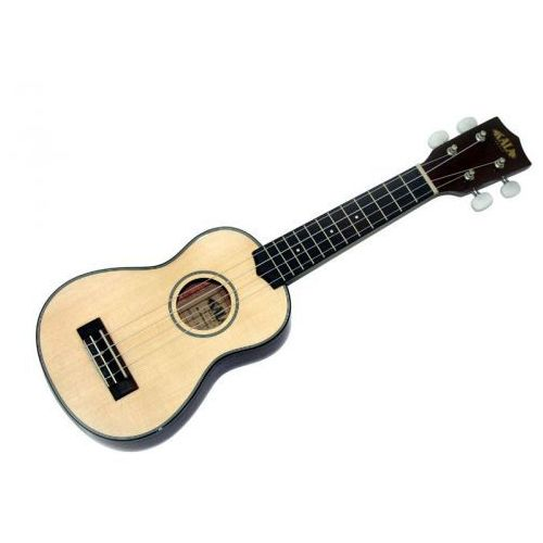 Kala Solid Spruce Top ukulele sopranowe z pokrowcem