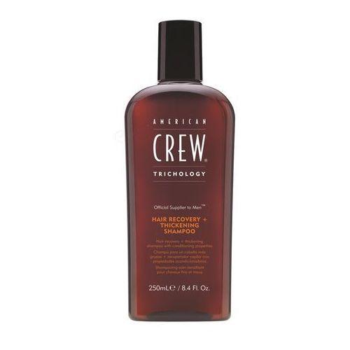 American Crew Classic Hair Recovery+Thickening - szampon zagęszczający 250ml