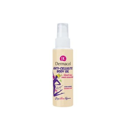 Dermacol Enja Anti-Cellulite Body Oil cellulit i rozstępy 100 ml dla kobiet