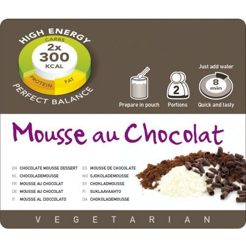 Mus czekoladowy Adventure Food (2 Porcje)