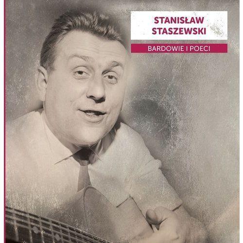 Bardowie I Poeci - Stanisław Staszewski - Różni Wykonawcy (Płyta CD)