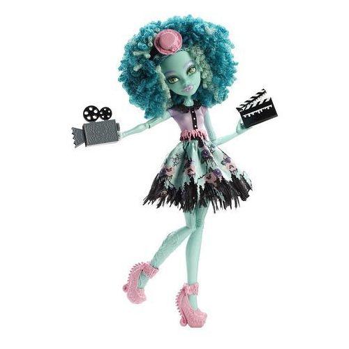 Monster High Strach Kamera Akcja, BLX17 Honey Swamp - sprawdź w Mall.pl