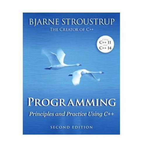 Programming, Bjarne Stroustrup