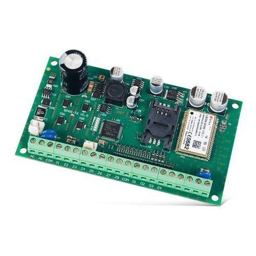 Gprs-t6 moduł monitoringu gprs/sms z zasilaczem buforowym w obudowie opu-4 p marki Satel