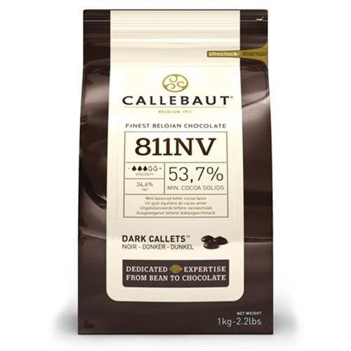 . ciemna czekolada 811 - 1 kg. marki Callebaut