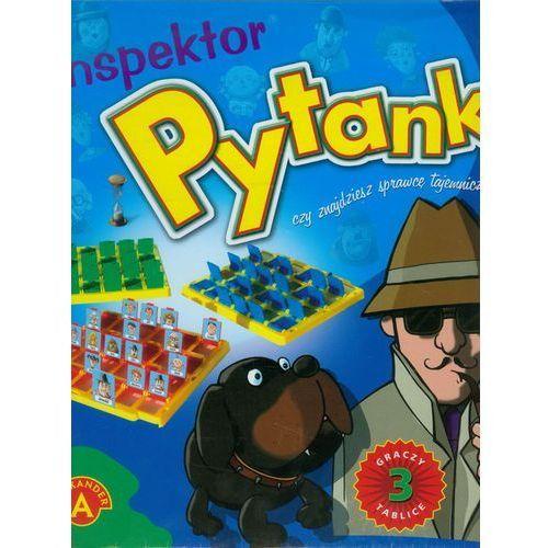 Inspektor pytanko gra rodzinna marki Z.p. alexander