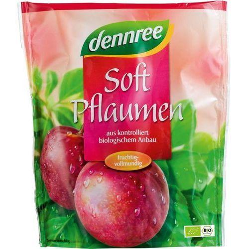 Śliwki suszone bez pestek bio 200 g - dennree marki Dennree (dżemy, miody, herbaty)