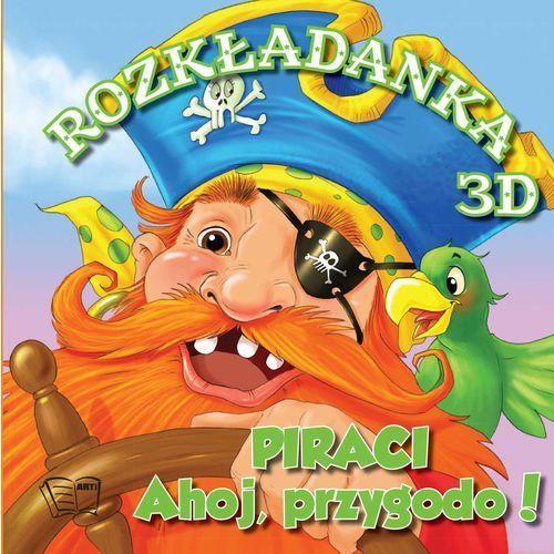 Piraci Ahoj Przygodo ! Rozkładanki 3D - Wysyłka od 3,99 (2015)