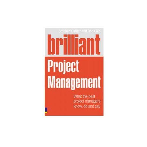 Brilliant Project Management (9780273722328)