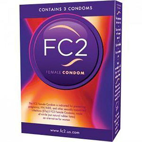 Prezerwatywy dla kobiet Femidom Female Condom