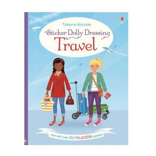 Sticker Dolly Dressing Travel, Watt, Fiona
