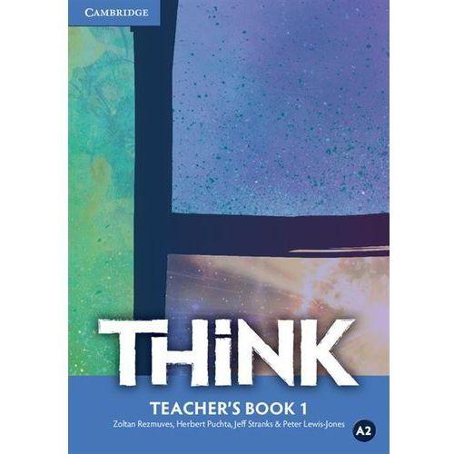 Think 1 Teacher's Book (144 str.)