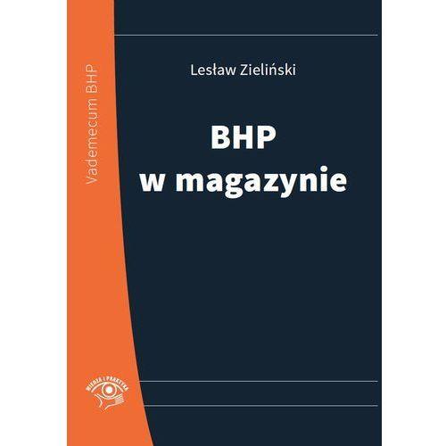 BHP w magazynie (9788326935985)