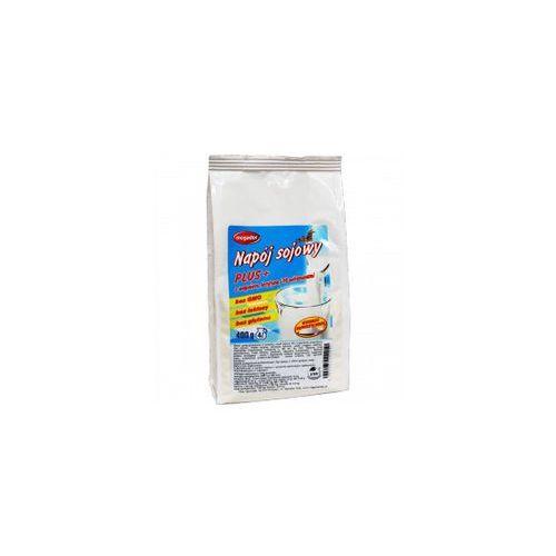 Napój sojowy plus w proszku 400g marki Vegamarket