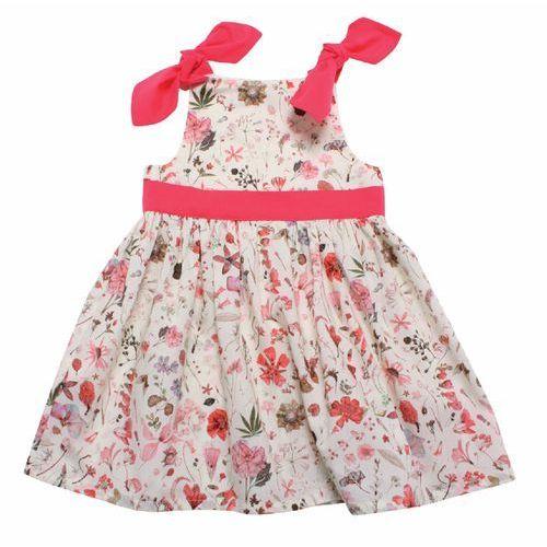 JE SUIS EN CP Sukienka Nouette w kwiaty (sukienka dziecięca)