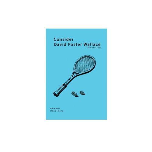 Consider David Foster Wallace, Simon Schuster