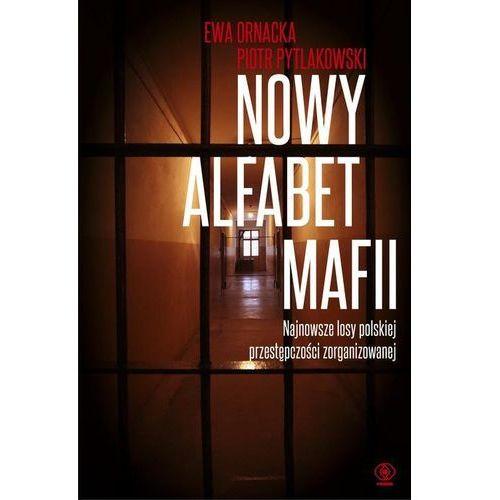 Nowy alfabet mafii, książka w oprawie miękkej