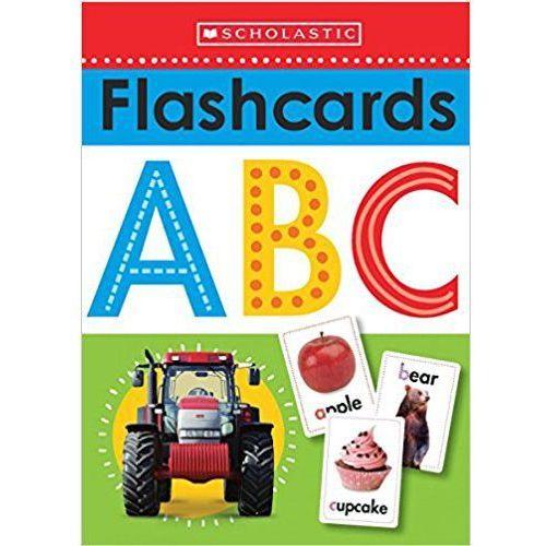 Karty obrazkowe do nauki języka angielskiego GIGANT (9780545915379)
