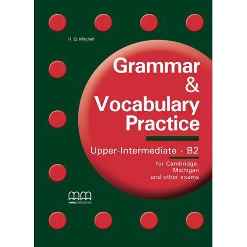Grammar And Vocabulary Practice upper-intermediate Students Book (9789604432608)