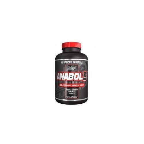 Kapsułki Nutrex Anabol 5 Black 120 kaps