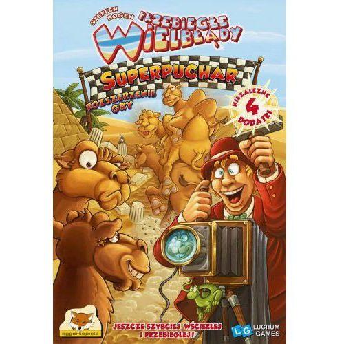 Przebiegłe Wielbłądy Superpuchar Lucrum Games gra rodzinna, 129066