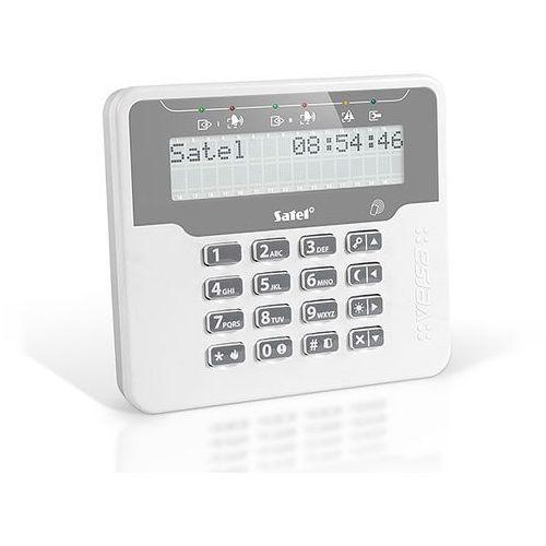 Satel Versa-lcdr-wh manipulator do centrali alarmowej z czytnikiem kart zbliżeniowych