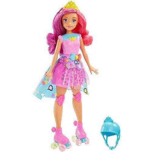 Mattel Barbie video game hero księżniczka z grą pamięciową izimarket.pl (0887961365610)