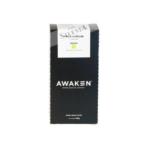 Awaken Kawa finca la bolsa espresso 250g ziarnista
