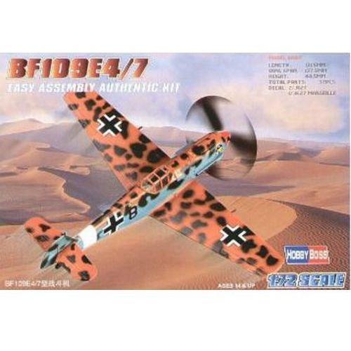 Hobby boss bf-109 e-4/7 - darmowa dostawa od 199 zł!!!