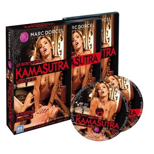 Sztuka miłości kamasutra secrets of sex 2 płyty dvd 808594 marki Marc dorcel