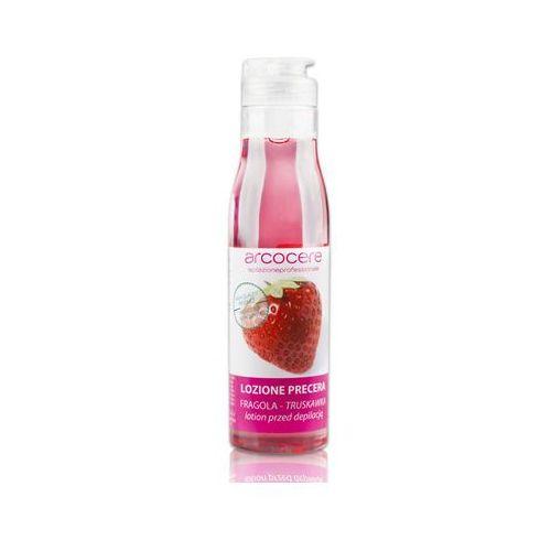 Lotion znieczulający przed depilacją 150 ml - truskawka marki Neonail