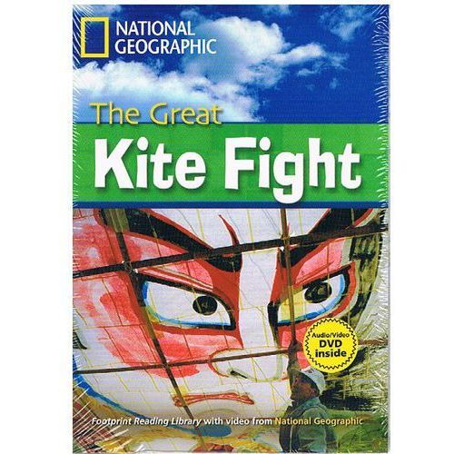 The Footprint Reading Library. The Great Kite Fight., Heinle