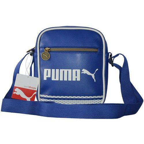 06a49ccacd456 PUMA saszetka na ramię torba SUPER PRAKTYCZNA 89,00 zł SASZETKA, TORBA,  ORGANIZER NA RAMIĘ poręczna i komfortowa torebka, organizer, nerka, saszetka .