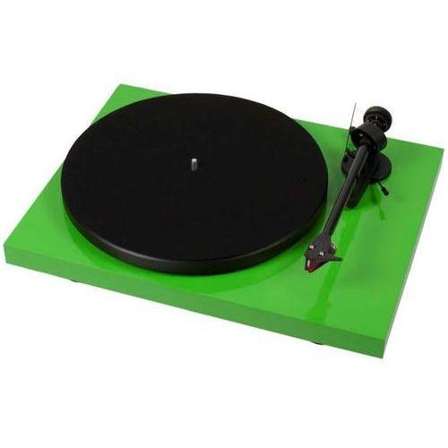 Pro-Ject Debut Carbon DC Phono USB + wkładka Ortofon OM10 - 2 lata gwarancji*Salon W-wa z kategorii Gramofony