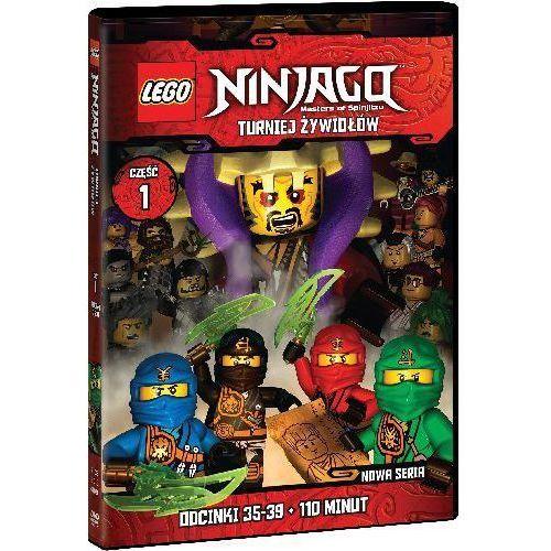 Film lego® ninjago turniej żywiołów część 1 marki Galapagos