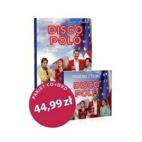 Disco polo pakiet dvd+cd marki Agora